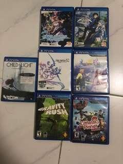 PS Vita & Games