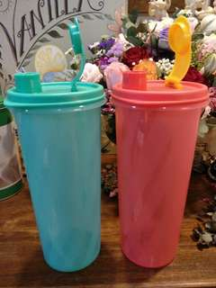 (New) $16.80 for 2 1L Tupperware Water