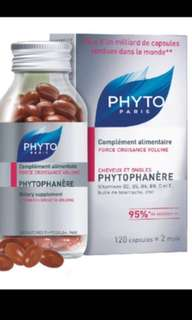 [BNIB] Phyto Phytophanere supplements for healthy & beautiful hair & skin *biotin*