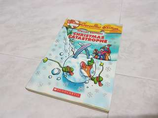 Geronimo Stilton Special Edition Christmas Catastrophe