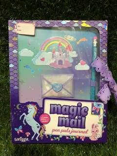 Smiggle Magic Mail Pen Pals Journal