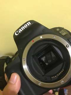 Canon 100D Lensa Kit - Barely Use