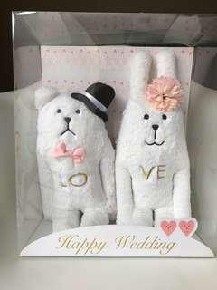 Authentic Craftholic Wedding Bears
