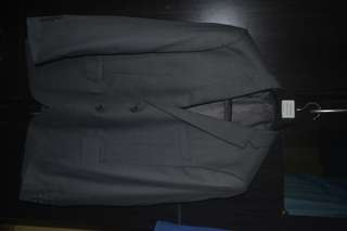 Criterion Men's Suit (Gray)