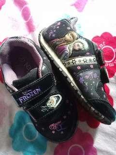 Sneakers kids frozen