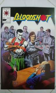 BLOODSHOT (Vol. 1) #4