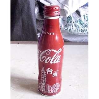 18年台灣TAIPEI 101大樓可口可樂鋁樽一枝