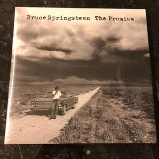 Bruce Springsteen- The Promise. Vinyl Lp. New