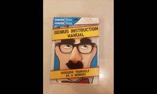 Genius Instruction Manual (2006)