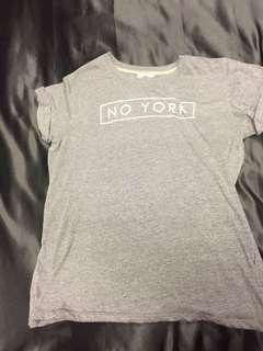 No york tshirt