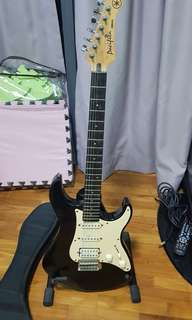 Electric Guitar Yamaha Pacifica 112