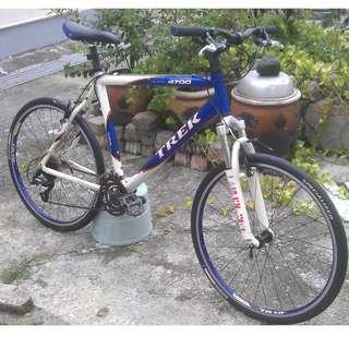 Trek 4700 Road Bicycle