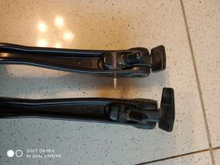 Ducati original clutch levers