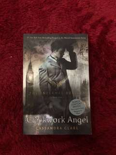 Clockwork Angel Cassandra Clare