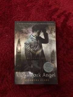 Clockwork Angel Cassandra Clare
