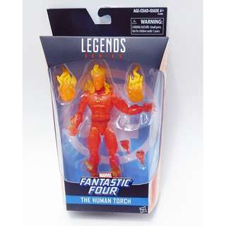 [PO] Marvel Legends The Human Torch Fantastic Four