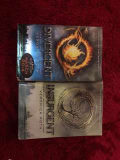 Divergent Insurgent Veronica Roth Novel