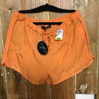 Cotton On orange short