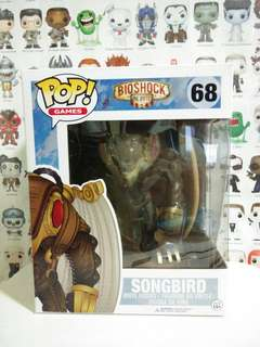 "Funko Pop Songbird 6"" Vinyl Figure Collectible Toy Gift Game Bioshock"