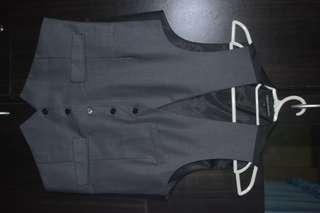 Uberto Duranti Men's Vest (Gray)