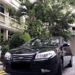 Hyundai Avente For Rent