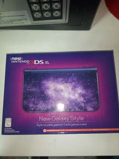 Nintendo 3DS XL new (galaxy)