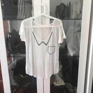 T-shirt - Zara ORIGINAL