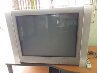 "FBB Sale: Sony WEGA 29"" CRT TV"