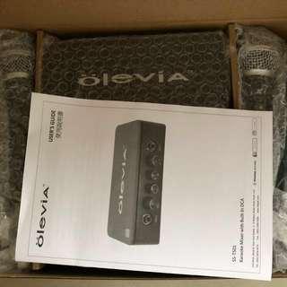 Olevia 卡拉0k mixer SS-T01