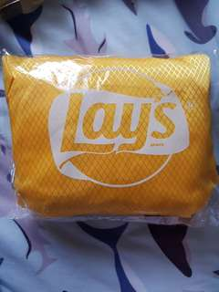 🚚 Lays backpack(foldable)
