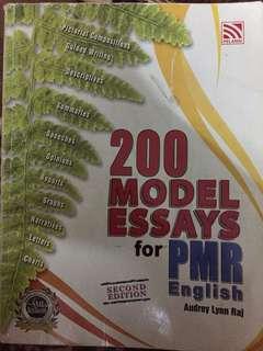 Essays for PMR