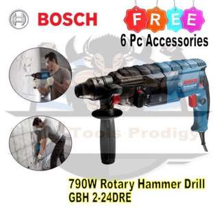 [NEW] BOSCH GBH 2-24 DRE ELECTRIC ROTARY HAMMER DRILL