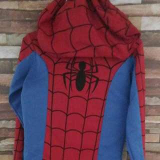 Spider Man Costume 2-5 Yrs Old Vguc Price:150 Steal: With Your Price ❎ No Deletion Of Comment ❎ No Cancellation Of Order