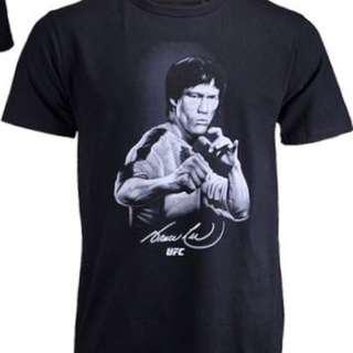 NEW UFC Reebok Bruce Lee Shirt