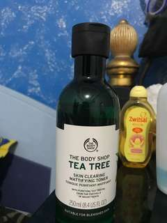 The body shop tea tree - Toner