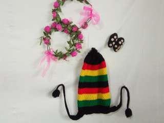 Reggae Bonnet / Beanie