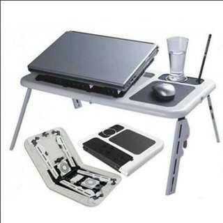 Adjustable Folding Laptop Table