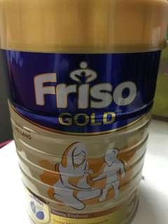 Friso Gold Step 3