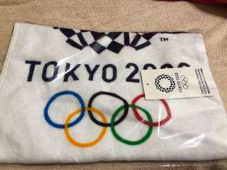 東京奧運2020紀念毛巾