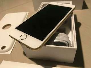 iPhone6 64gb Gold - Smartlocked