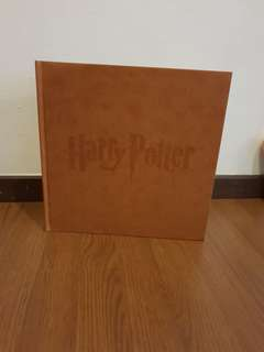🚚 Harry potter stamps album collection