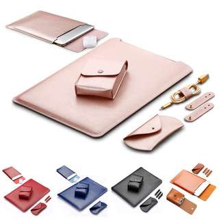 Macbook Laptop Leather Sleeve 13 Inch