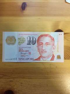 5SC $10
