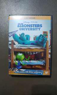 Monsters University DVD (Brand New)