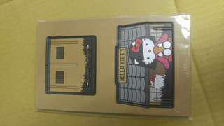 🚚 Hello kitty puzzle house 拼图房子