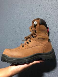 REDWING Safety Boots