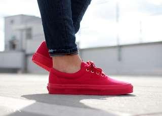 Vans (Red October)