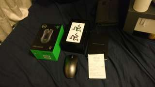 Razer Lancehead Wireless Gaming 95% mint condition has reciept and shop warranty