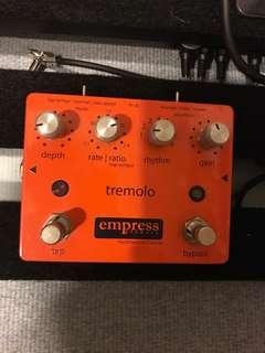 Empress tremolo