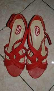 Ollie Red Heels